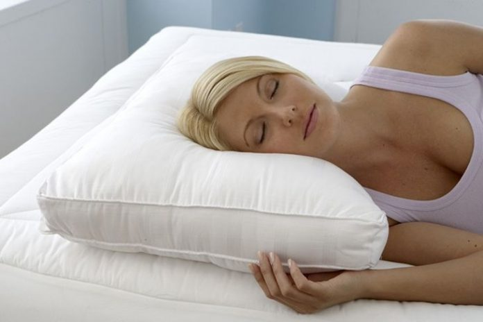 Choose the right pillow for good night sleep