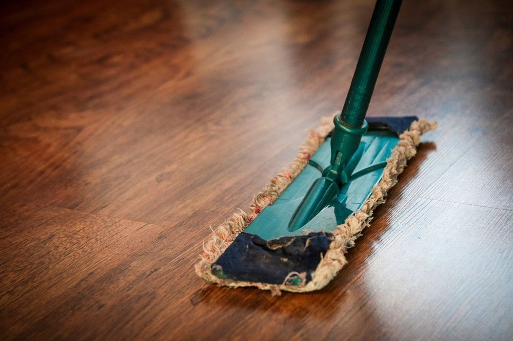 Clean Wood Floors