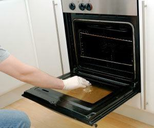 Clean Microwave And Oven Gunk