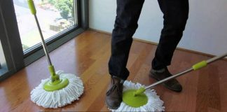 How To Remove Spin Mop Head