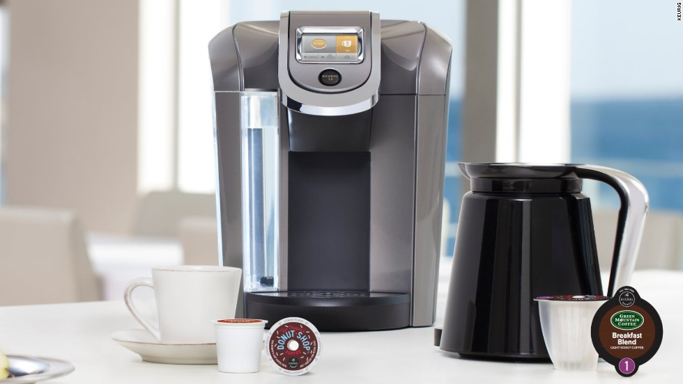 The Keurig 2.0