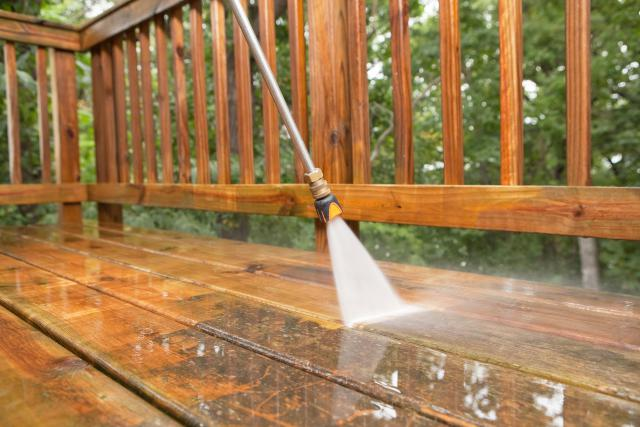 Power Wash Surfaces