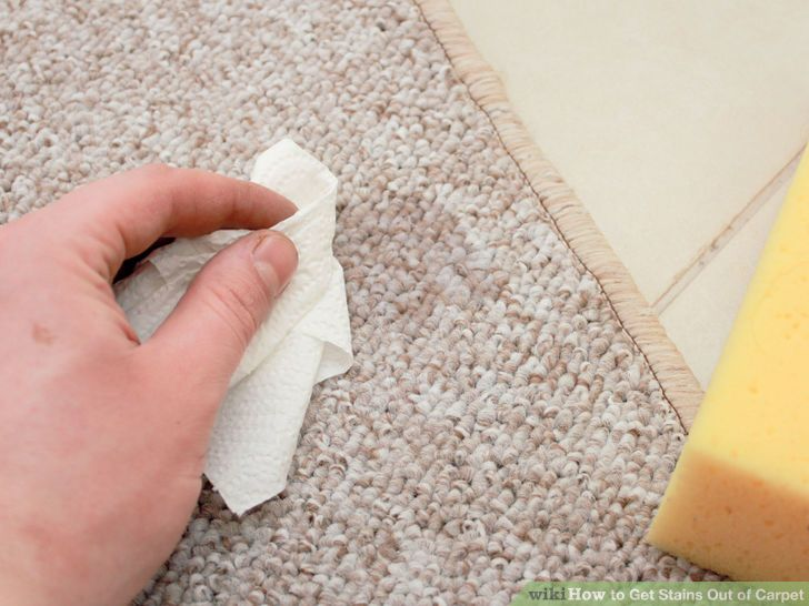 Get Stains Out of Carpet