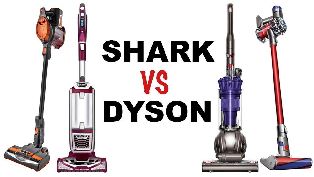 Shark vs Dyson
