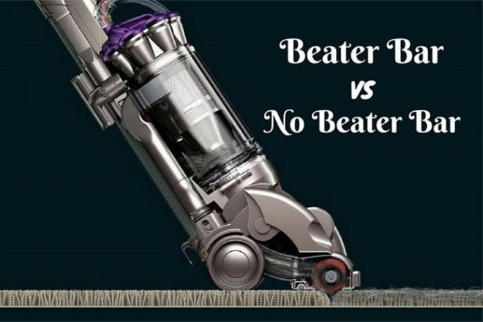 Beater Bar vs No Beater Bar
