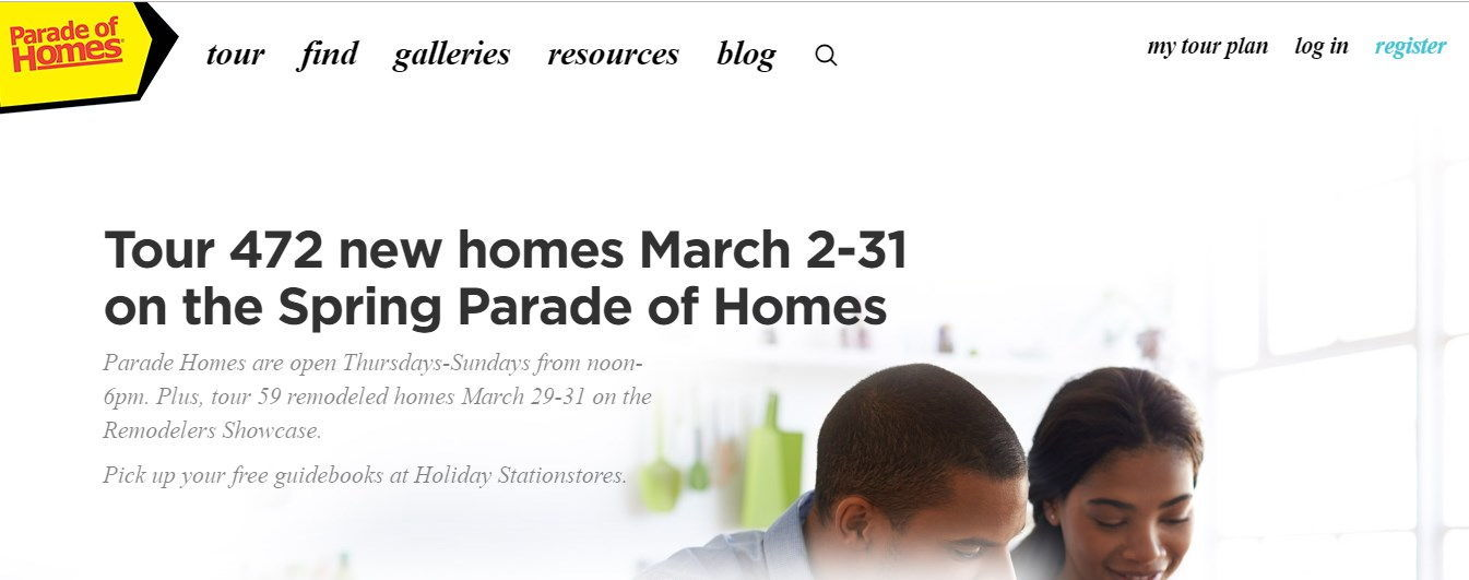 Parade of Homes