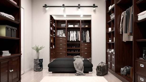 Advantages of California Closets Builders