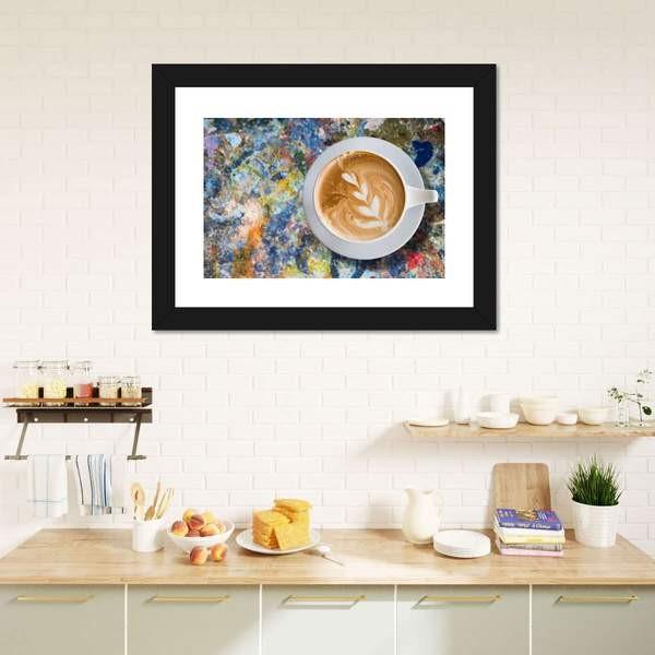 Choose-kitchen-art-frame-carefully