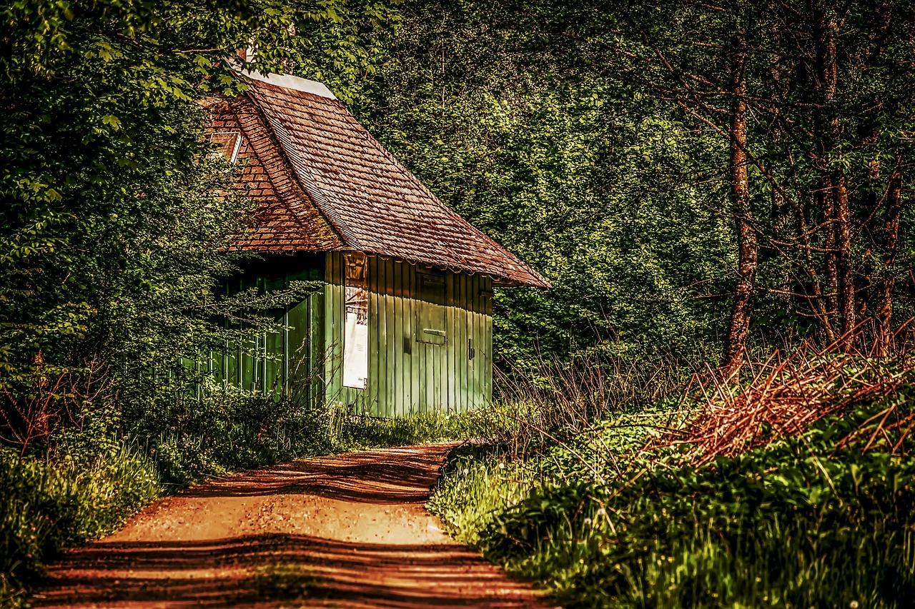 Benefits Of Log Cabins 1