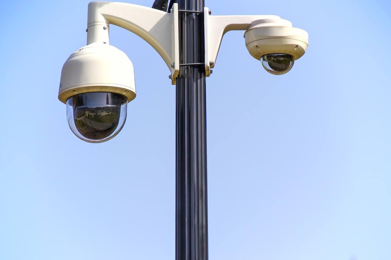 Home cameras are important to prevent burglars.