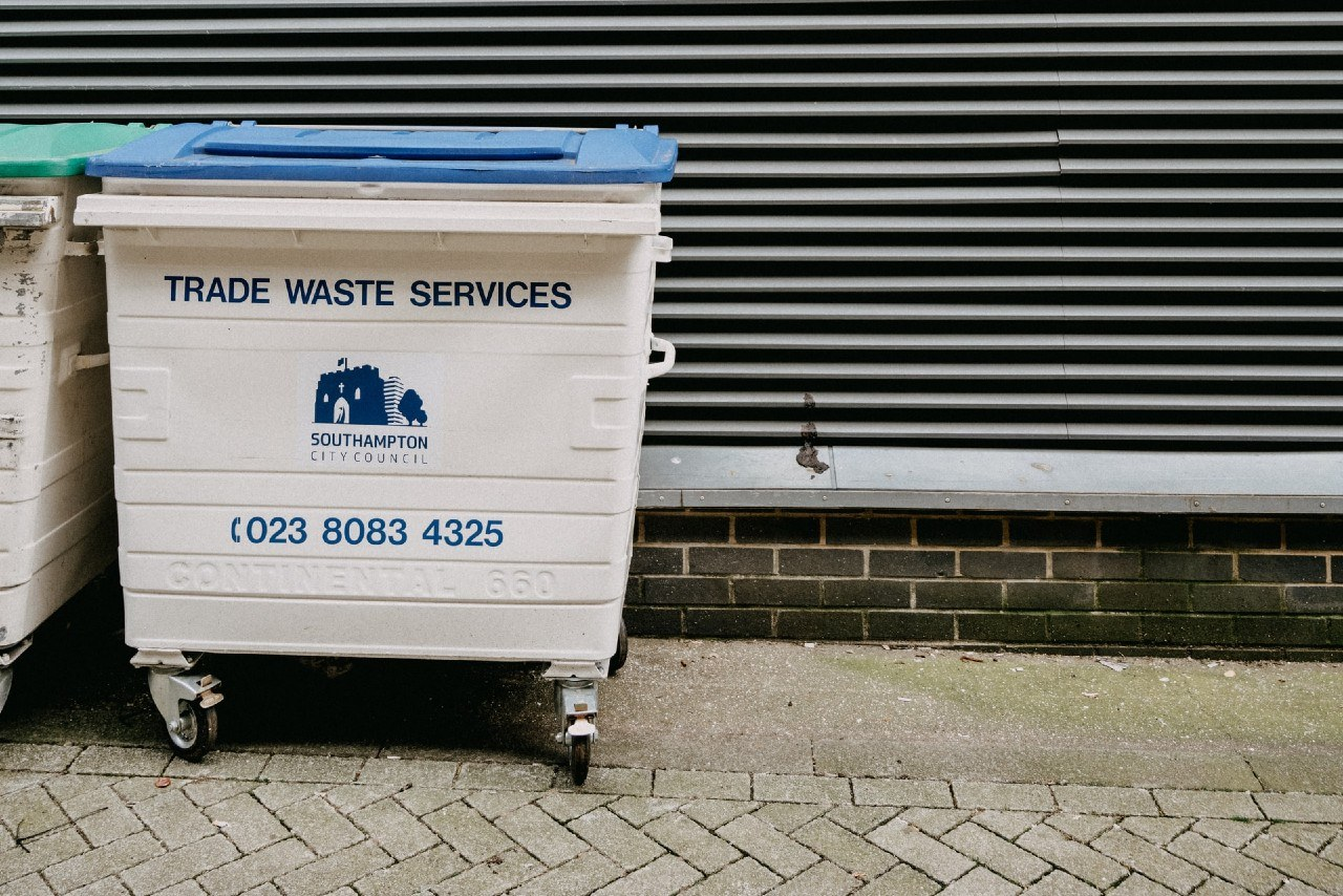 Natural Waste Accepted By The Skip Hire Service